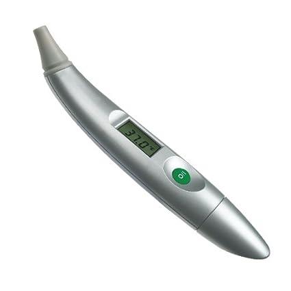 Medisana FTO - Termómetro digital de medición precisa en el oído, fluidos y superficies,