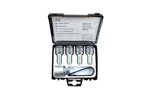 Genuine Audi Accessories 4F0071455 Wheel Lock ()