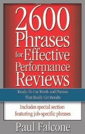 2600 Phrases for Effective Performance Reviews Publisher: AMACOM pdf epub