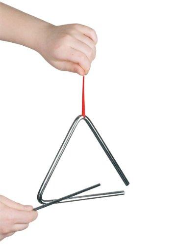 Goki 61981 - Musikinstrument - Triangel