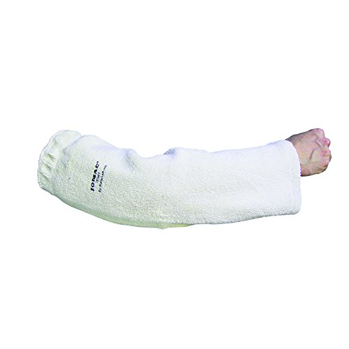 Wells Lamont Industrial S-11HR Jomac Heavyweight Heat Resistant Terrycloth Sleeves (Pack of 12)