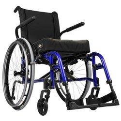 - Quickie QXi Ultra Lightweight Folding Wheelchair