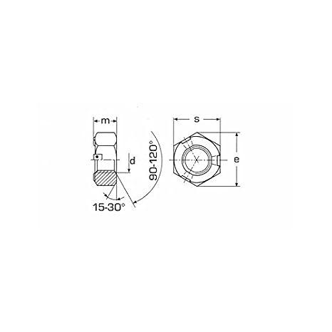 10PCS - M YFOX S Gancho en forma 304 Acero inoxidable Ganchos de metal Ganchos multifuncionales de servicio pesado Organizaci/ón del ba/ño de la cocina Armarios Utensilios Cuchara olla