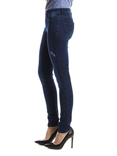 Wash 170 Blu Donna Medio Skinny Lavaggio Jeans stone Carrera aOq8Bgwtnn