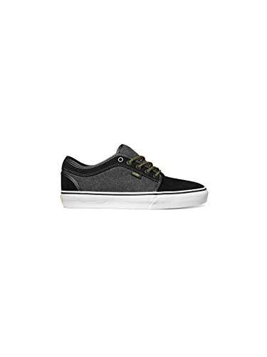 Vans Mens Chukka Low Otw Skate Sneakers Blackgold 7