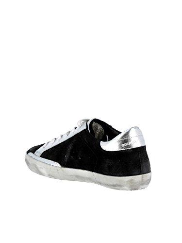 Zapatillas De Mujer Golden Goose Garws590e54 Black Suede