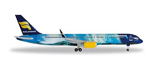 Daron Herpa Icelandair 757-200 1/500 Aurora