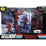 G.I. JOE Exclusive Action Figure Troop Builders Set Cobra Crimson Guard
