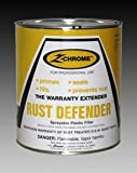 Clausen Z-Chrome RUST DEFENDER Hi-Build Polyester Primer, 1 Gallon