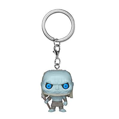 Funko Pop! Keychains: Game of Thrones - White Walker: Toys & Games