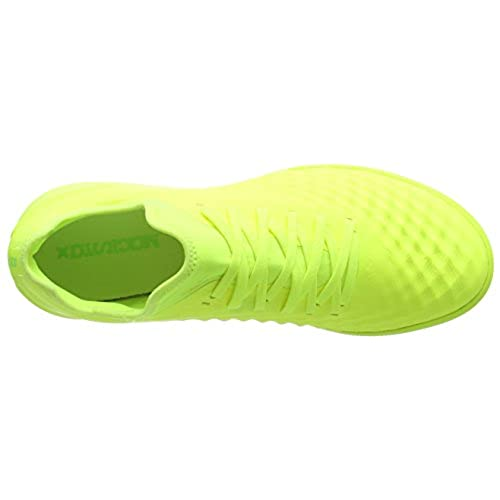 Nike Mens Magistax Finale Ii Tf Turf Soccer Shoes Volt