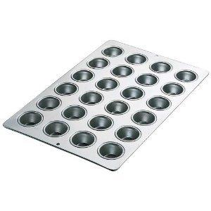 Wilton Aluminum 24-Cup Mini Muffin Pan