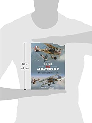 SE 5a vs Albatros D V: Western Front 1917–18 (Duel)