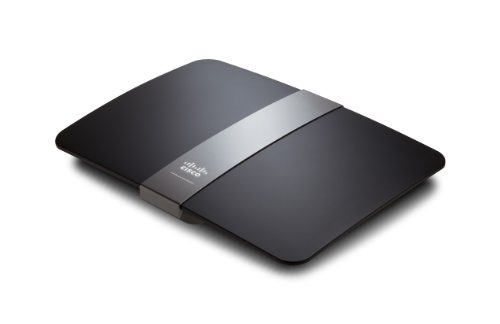 Linksys N900 Wi-Fi Wireless Dual-Band+ Router with Gigabit & USB Ports, Smart Wi-Fi App Enabled to Control Your Network from Anywhere (EA4500) 4 Smart Wi-Fi Apps, Tools & Mobility Home Cloud For Media Management Parental Controls & Separate Guest Network