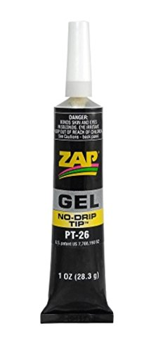 Pacer Technology  Zap Gel Tube, 20gm