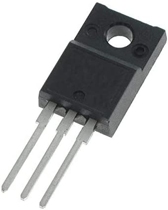 MOSFET SF2 800V 4.3OHM E TO220F Pack of 10 FCPF4300N80Z