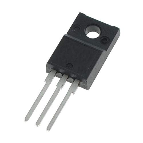 TM MOSFET N-channel 800 V STF12NK80Z Power MOSFET in TO-220 package Pack of 10 0.65 Ohm 10.5 A Zener protected SuperMESH