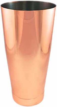 11piezas de cóctel de cobre, estaño martillo &, Boston de cristal, 2filtros, cuchara, mortero, medidor, Flairco botella, sacacorchos, punta bandeja, Hand Jive Bar hoja