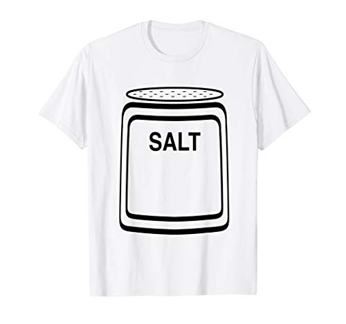 Salt Shaker Halloween Costume T-Shirt for
