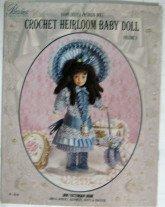 Crochet Heirloom Baby Doll-Baby Sister…