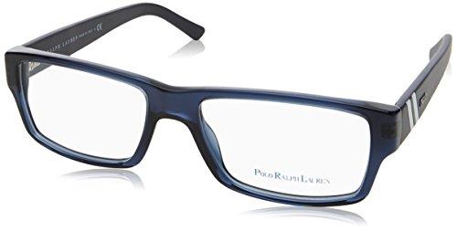 84e4ba1fdaf Ralph Lauren Homme - Lunettes de vue - PH2085 - Bleu  Amazon.fr  Vêtements  et accessoires