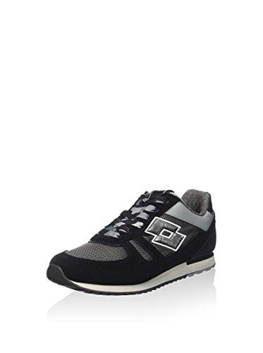 Eu Sneaker Leggenda W 36 Lotto Shibuya Tokyo grigio Nero p7qWw05
