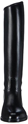 HKM Herren Reitstiefel Standard mit Reißverschluß schwarz