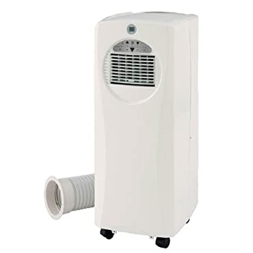 Sunpentown WA-1061H 10000 BTU SlimLine Air Conditioner with Heater