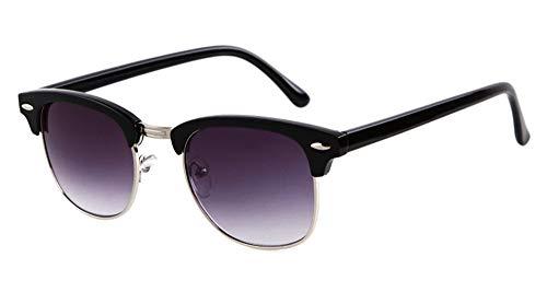 sin Medio vidrios Manera A de Vendimia Lujo Gafas conducción KOMNY de Hombres Sol Montura de de la Ventas C de Calientes Las de los de Eyewears Leopardo la Gafas Mujeres Unisex ZvwqpnwPx8