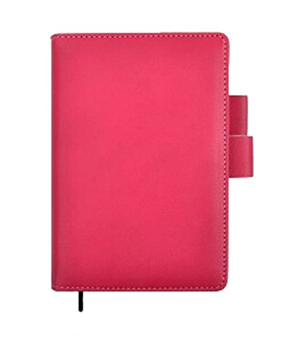 Red-Notebook-Portable-Planner-Mini-Pocket-Portable-Schedule-Personal-Organizer-Computers-Electronics-Office-Supplies-Computing