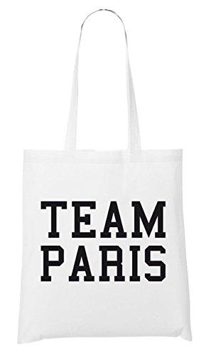 Team Paris Bag White yiHmEtSlBb