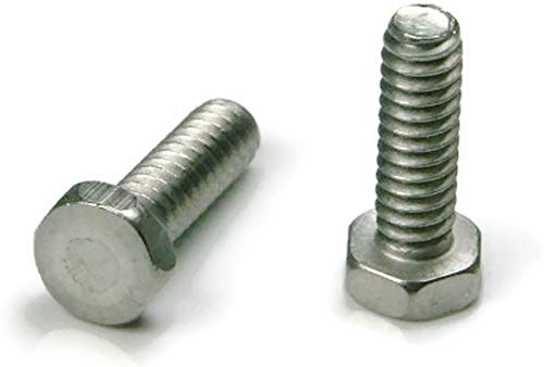 Stainless Steel Hex Trim Head Machine Screw #8-32 x 5/8'', Packedge Quantity 25 - Quality Assurance from JumpingBolt