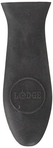 Lodge ASHH11 Silicone Hot Handle Holder, Black