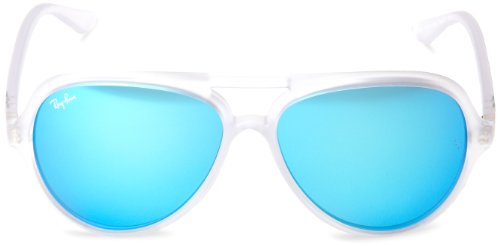 Ray-Ban 0RB4125 Round Sunglasses