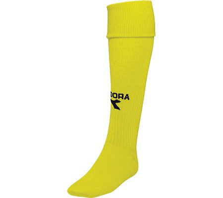 Diadora Squadraサッカーソックス B00WZ5LRC8 Small|Matchwinner Yellow / Black Matchwinner Yellow / Black Small