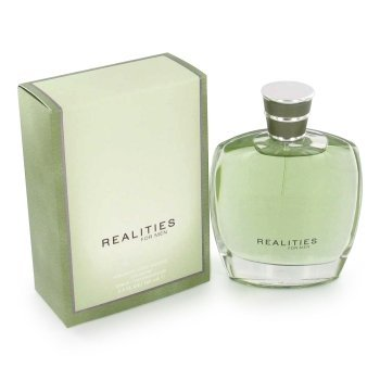 Realities ( Cologne Men ) New For (Realities (New) By Liz Claiborne Eau De Toilette Spray 1.7 Oz for Men)