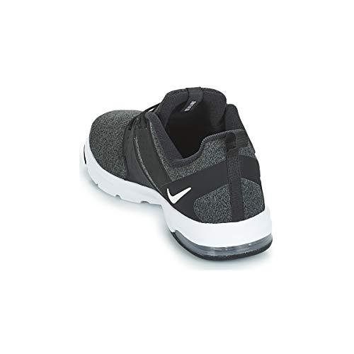Air Chaussures Bella Nike Running Wmns Compétition anthracite Tr white Femme De black 001 Noir wHxZB