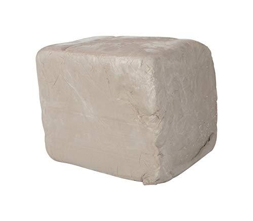 Amaco 45047J High-Fire Moist Stoneware Clay, 38 White by AMACO