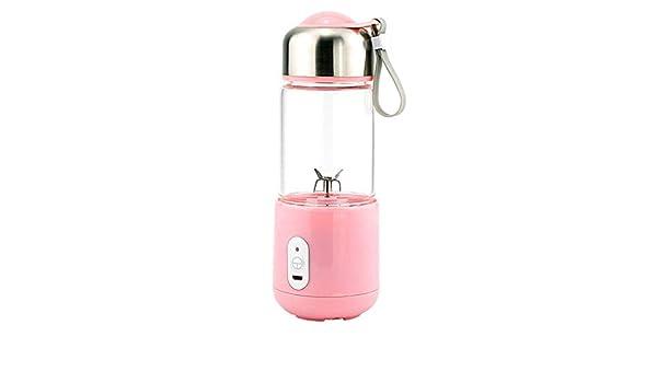 Licuadora portátil USB Juicer Cup, licuadora de batidos, taza ...