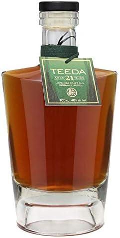 Teeda Aged Rum 21 Años 70Cl 48% - 700 ml: Amazon.es ...
