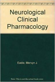 Neurological Clinical Pharmacology