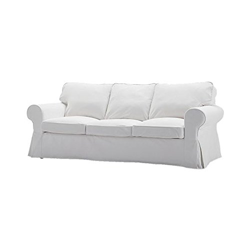 Amazon.com: Ikea Ektorp Sofa Cover, Blekinge White (Cover Only): Home U0026  Kitchen