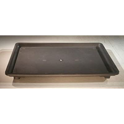 Humidity/Drip Bonsai Tray 12.25 by 8.5 by 1.25 OD11.5 by 7.75 by 0.75 ID : Garden & Outdoor