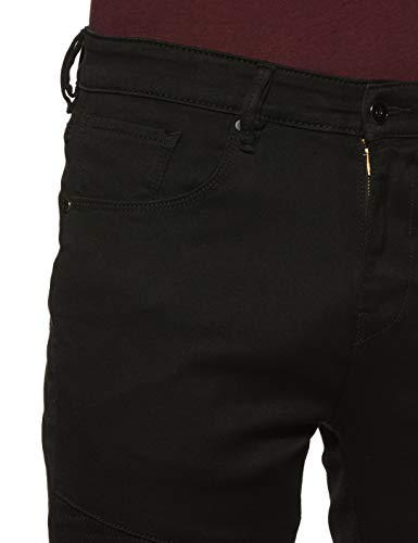 Flying Machine Men Black Jeans 2021 June Care Instructions: Machine Wash Fit Type: Slim Mid-Rise Waist