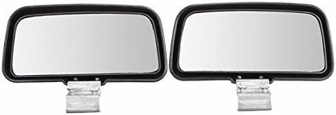 C-FUNN 4 Pollici Auto Camion Cieco Spot Vista Posteriore Specchio Grandangolare Rotondo Convesso