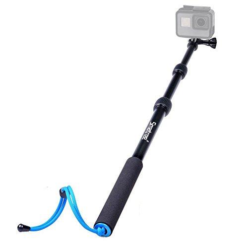 Smatree All-aluminum Alloy Handheld Telescopic Pole for