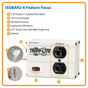 ISOBAR2-6 Feature Focus