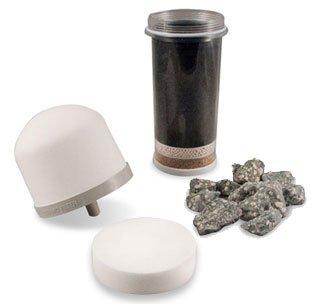 Nikken Aqua Pour 1 Filter Cartridge 1 Micro Sponge Pre-Filter 1 Ceramic Pre-Filter 1 Mineral Stones, 1361 1362 1364 1386, Replacement for Gravity Water FIlter Purifier System 1360, PiMag