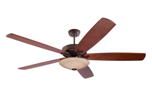 Emerson Ceiling Fans CF4801ORB Premium Select Indoor Ceiling Fan, Blades Sold Separately, Light Kit Adaptable, Oil Rubbed Bronze Finish