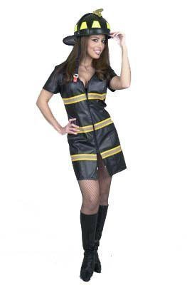 Sexy Firefighter Costume Size: Women's X-Small